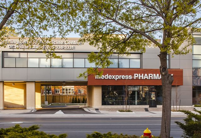 Lima Architects Inc, Medical Office Building in Burlington, Ontario, Commercial and Institutional Design