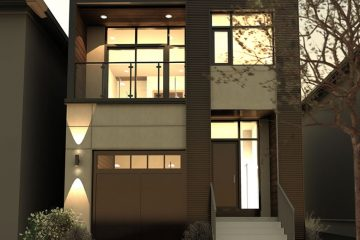 Modern House in Toronto Lima Archietcts Inc Residential Project