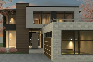 Contemporary House Mississauga Residential Project Lima Architects Inc