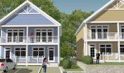 Residential Units Crystal Beach Lima Architects Inc Ontario, Burlington, Canada