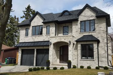 Stone House Mississauga Residential Project Lima Architects