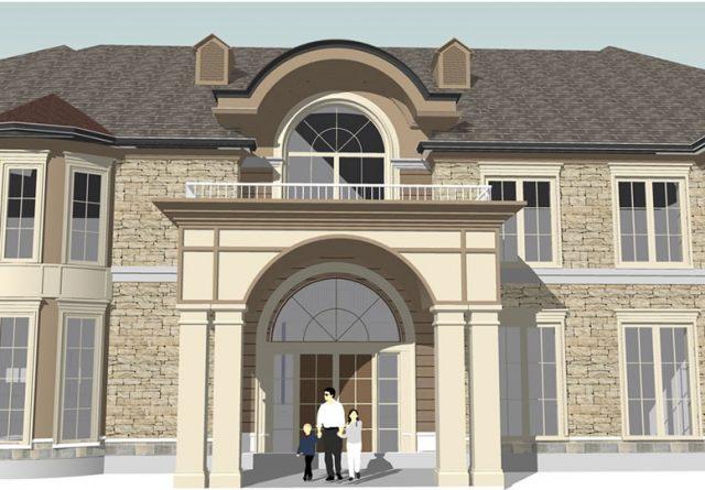 Brampton New Residence by Lima Architects Inc