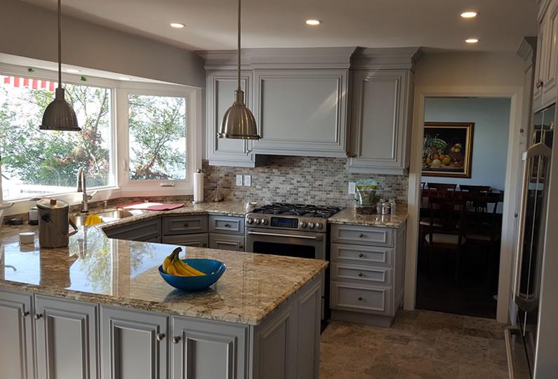 Complete Home Renovation Burlington Ontario Lima Architects Inc