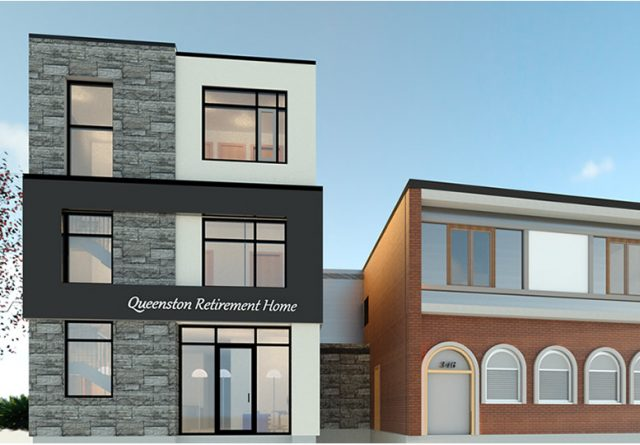 348 Queenston Road Retirement Home by Lima Architects Inc