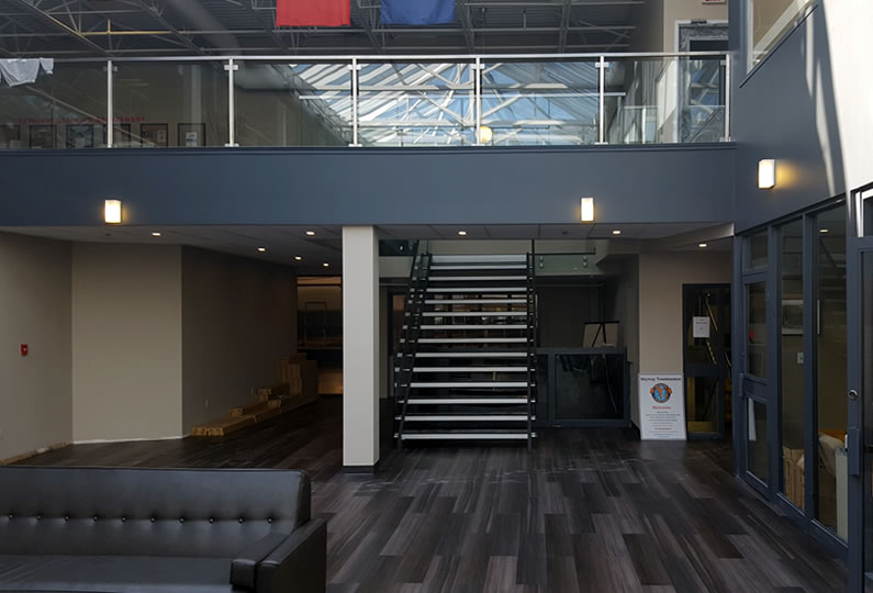 Cedar Springs Racquet Club Renovations Burlington Ontario by Lima Architects Inc
